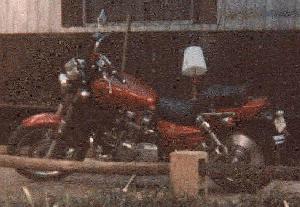 1987 Honda VF-700 Magna