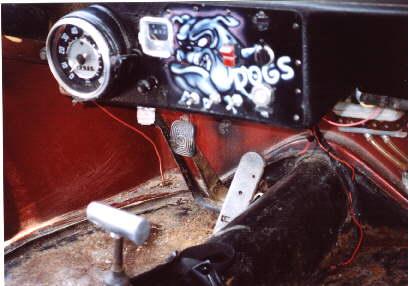 1970 VW Dune Buggy