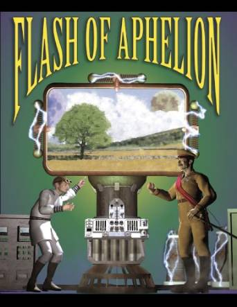 Flash Of Aphelion Cover